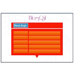 Cara Memasang widget Baca Juga di Dalam Postingan Blog