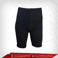 กางเกงรัดกล้ามเนื้อ ขาสั้น ผ้า Spandex