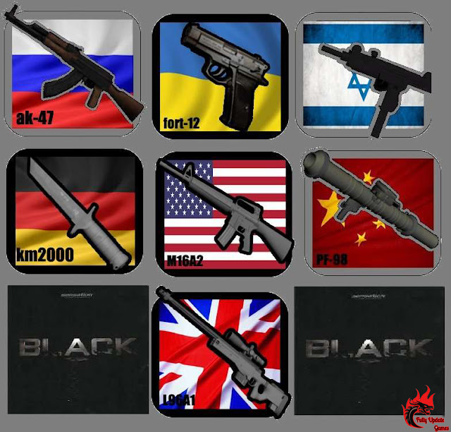 GTA San Andreas Best Weapon Pack For Pc
