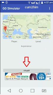Cara Menggunakan Go Simulator di Android