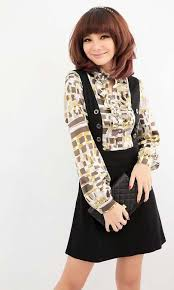model baju Perempuan terbaru