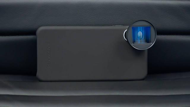 Sandmarc تطلق عدسات تصوير سينمائية لهواتف الأيفون