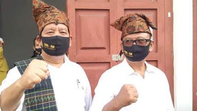 26 April 2021, Radiapoh-Zonny Dilantik Sebagai Bupati-Wakil Bupati Simalungun
