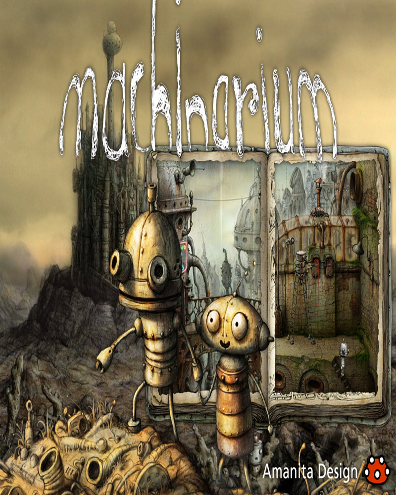 Machinarium game download