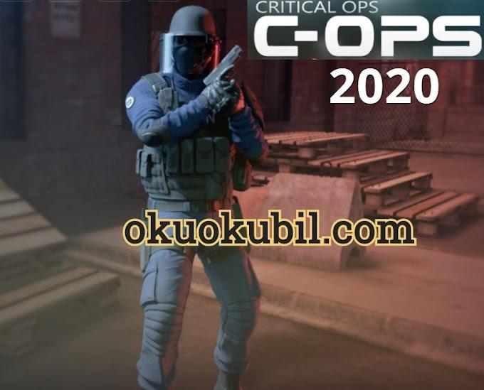 Critical Ops v1.18.0.f1149 Terörist Silahı AK47 APK + OBB İndir 2020