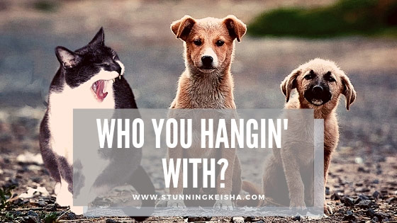Who You Hangin' With?