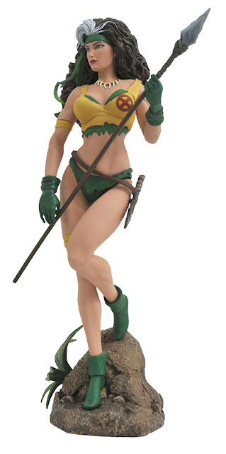 Marvel Gallery PVC Diorama: The X-Men's Savage Land Rogue