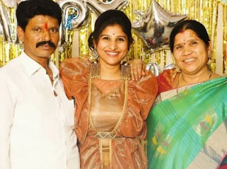Mangli Father and Mother