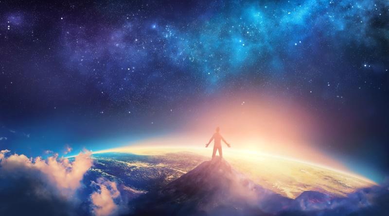 Imagens da criação do mundo e do homem