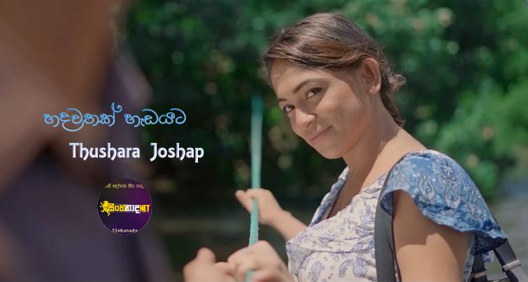 Hadawathak Hadayata - Thushara Joshap Official Music Video.mp4