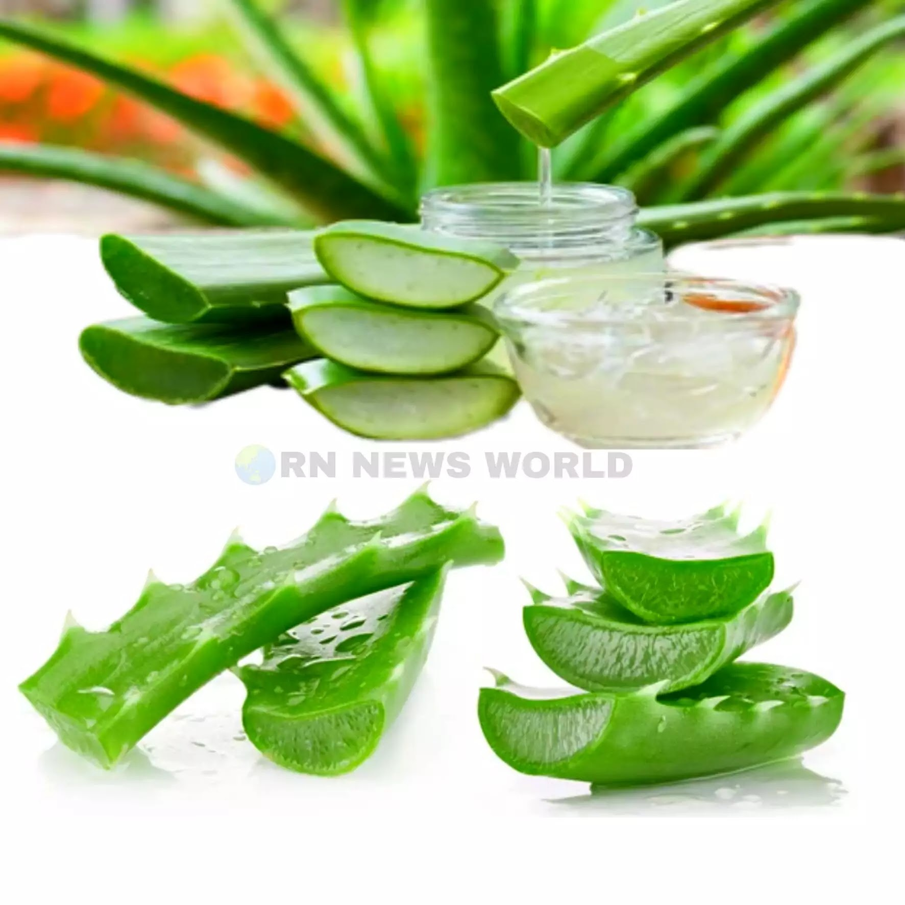 use of Aloevera Gel for Pimples Dark Spots Remove
