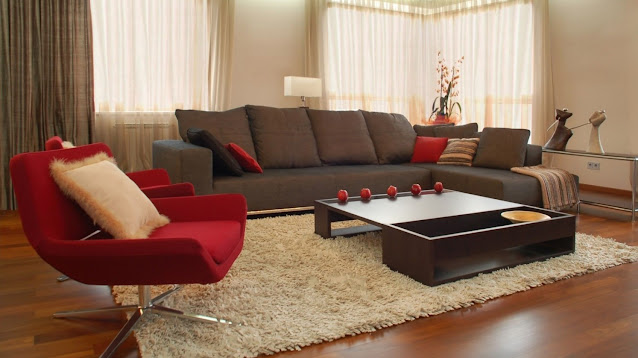 interior design ideas for brown living room