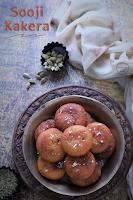 Sooji Kakera Pitha - an Odia festive delight !