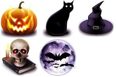 Halloween Icons, Download It Freely   Ipietoon-Cute Blog ...