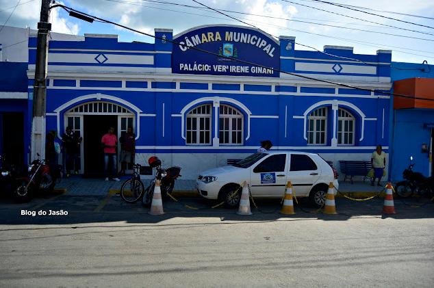 blog do Jasão câmara municipal João Câmara