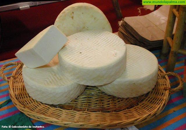 Escolares de escuelas unitarias de La Palma aprenden los beneficios del queso palmero