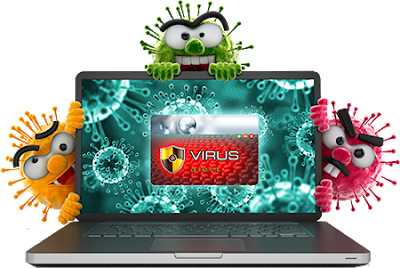 mengatasi virus laptop
