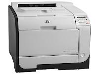 HP LaserJet Pro 400 a cores m451dn Downloads Driver