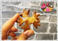 Schneeflocken Cookies für die weiße Linzertorte