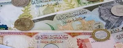 سعر صرف الليرة السورية مقابل العملات والذهب الخميس 15/10/2020