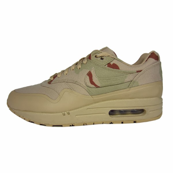 online store a31d3 2f421 New Nike in Store Saturday 2.22.14. Nike Air Max 1 MC SP. USA Desert  Camouflage.
