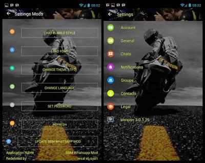 Kumpulan BBM Whatsapp Mod 3.0.1.25 Apk