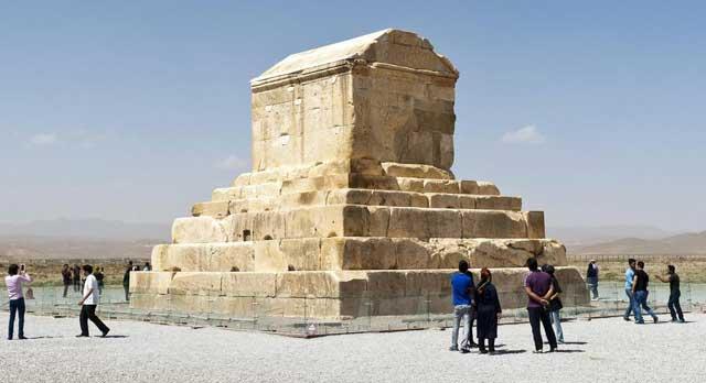 Makam Cyrus yang Agung