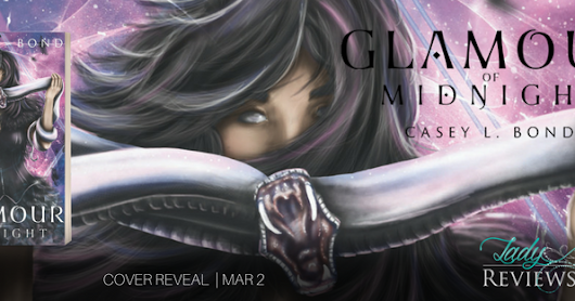 Glamour of Midnight Cover Reveal with Casey L Bond