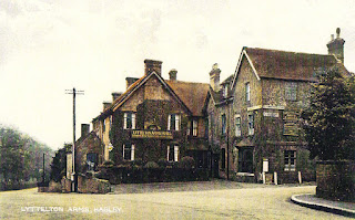 Lyttleton Arms - 1900s  (Hagley Historical & Field Society)