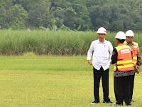 Presiden Jokowi Resmikan Pembangunan Bandara Jenderal Besar Soedirman di Purbalingga