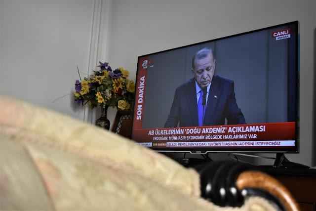 Γιατί οι ΗΠΑ δεν επιβάλλουν ουσιαστικές κυρώσεις στην Τουρκία;