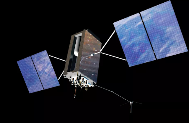 spacex news:  space news : SpaceX rocket launches next-gen GPS satellite finally