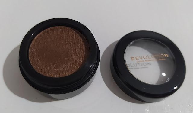 Makeup Revolution sombras metálicas Flawless Foils