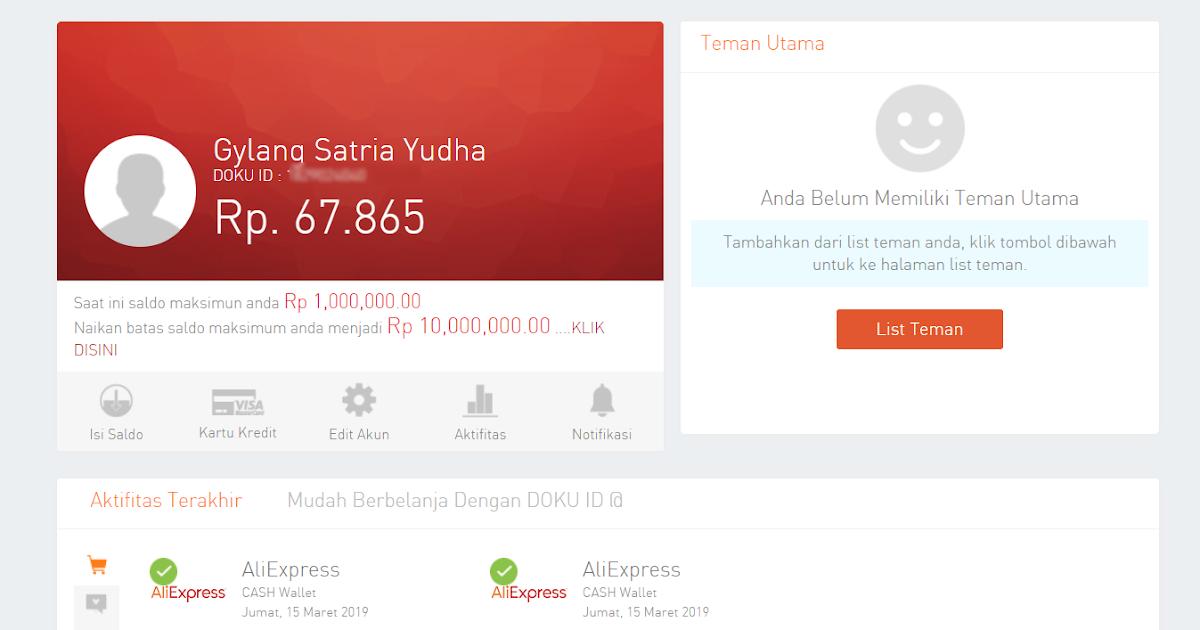 Bayar Langganan Spotify Menggunakan Doku Wallet Lebih Mudah Blog Sayugi