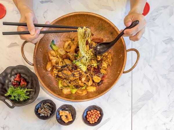 Full Xiang Spicy Hotpot 福相麻辣香锅 @ Queensbay Mall, Penang