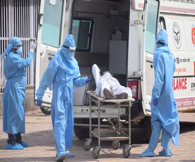 हरियाणा के गुरुग्राम में कोरोना का बढ़ा खतरा, संक्रमितों की संख्या हुई 18,142 के पार