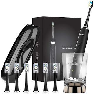AquaSonic Black Series Pro