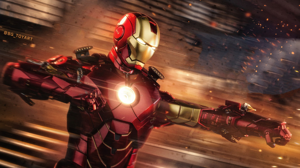 Watch Online All Marvel Movies HD on Google Xtream Iron Man [2008]