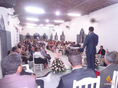 Assembleia de Deus realiza um dia de gratidão a Deus