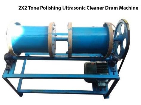 Gemstone Precious Stone Reselling Business - Polishing Drum