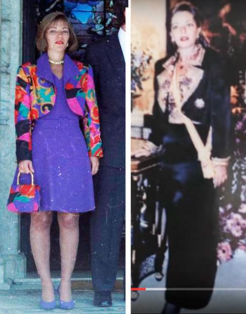 Rosane Collor looks de primeira dama