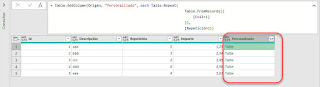 Power Query: Repetir y numerar filas como n de N