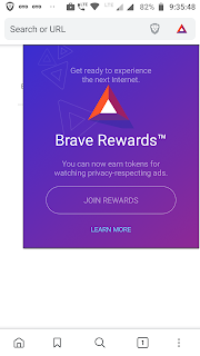 , (Loot Deal)Brave Browser Offer – Rs.300 Every Month+Refer