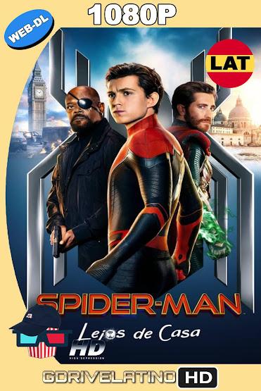 Spider-Man: Lejos de Casa (2019) WEB-DL 1080p Latino-Ingles MKV