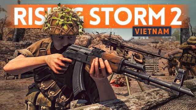 Game Rising Storms 2 Vietnam