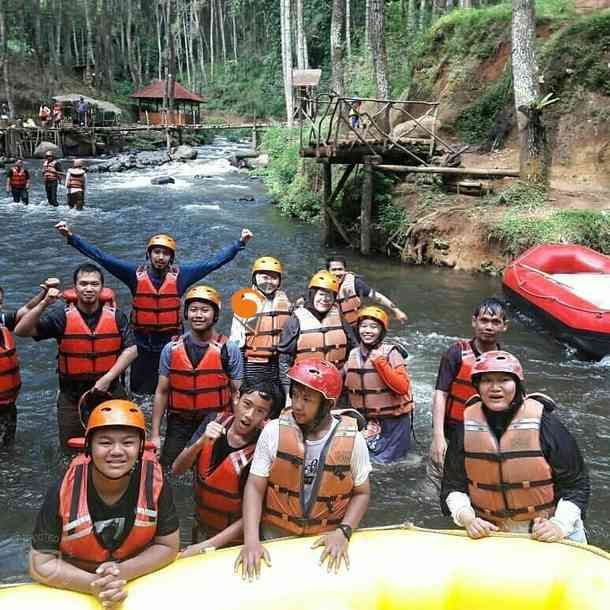 rafting murah sungai palayangan