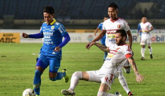Persib Bandung vs Perseru Badak Lampung 4-0 Highlights