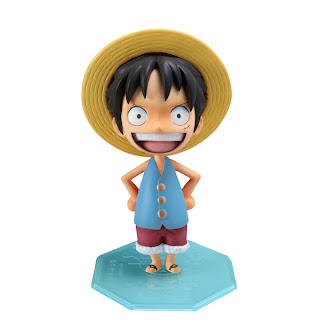 Monkey D. Luffy Memorial Log Ver. - P.O.P Mugiwara Theater