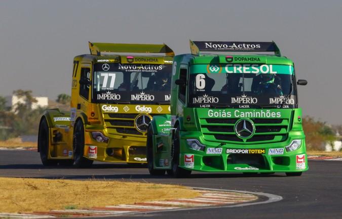 Copa Truck: AM MotorSport quer dominar o pódio em Cascavel
