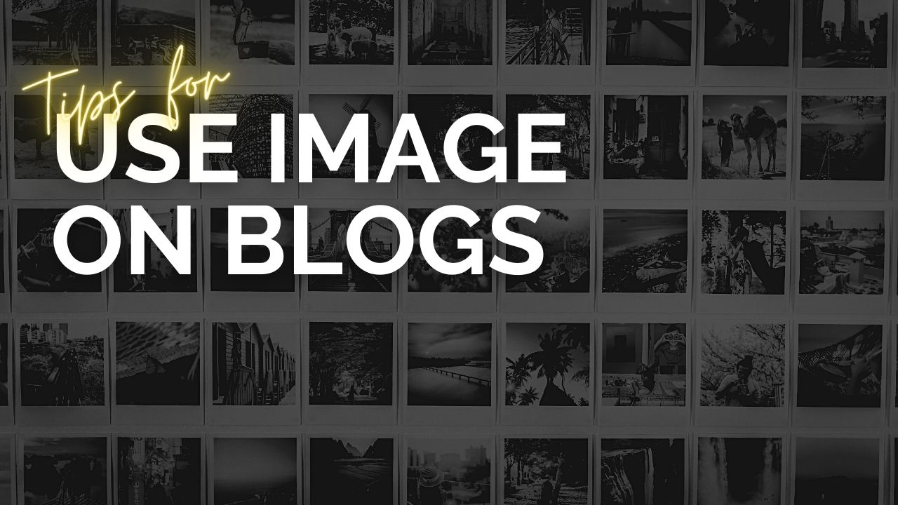 how to use any image on blogs